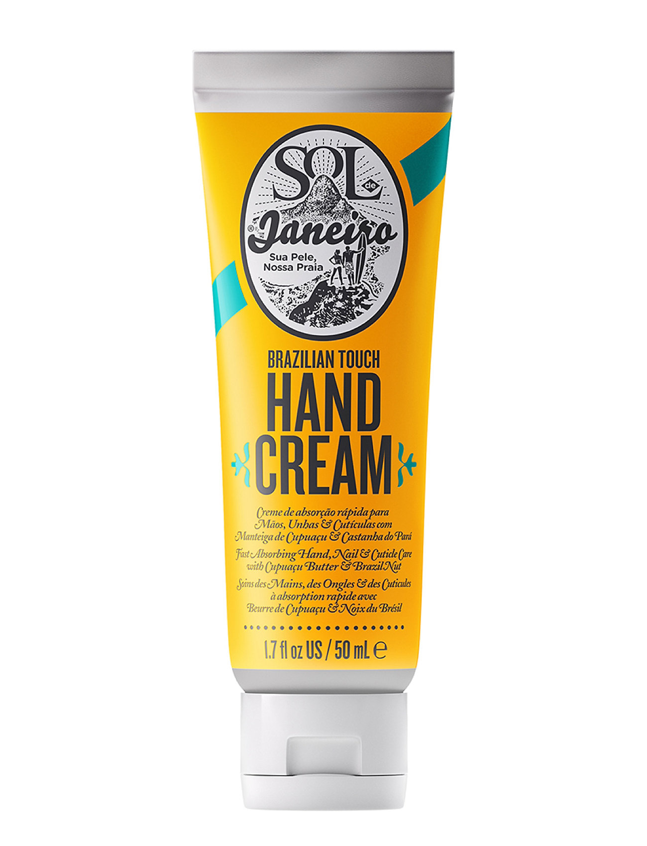 Image of Brazilian Touch Hand Cream Beauty WOMEN Skin Care Body Hand Cream & Foot Cream Nude Sol De Janeiro (3435491121)