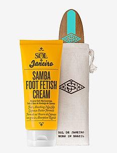 Samba 2-Step Foot Fetish Care - NO COLOR