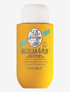 Brazilian 4 play moisturizing shower cream-gel - NO COLOR