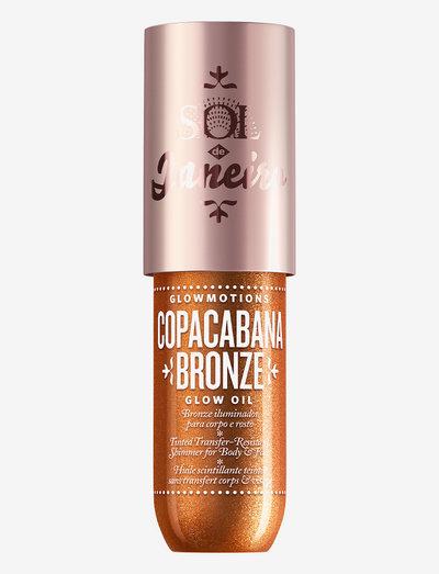 Glowmotions - Copacabana Bronze - vartaloöljyt - copacabana bronze