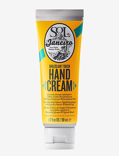 Brazilian Touch Hand Cream - håndkrem & fotkrem - no color