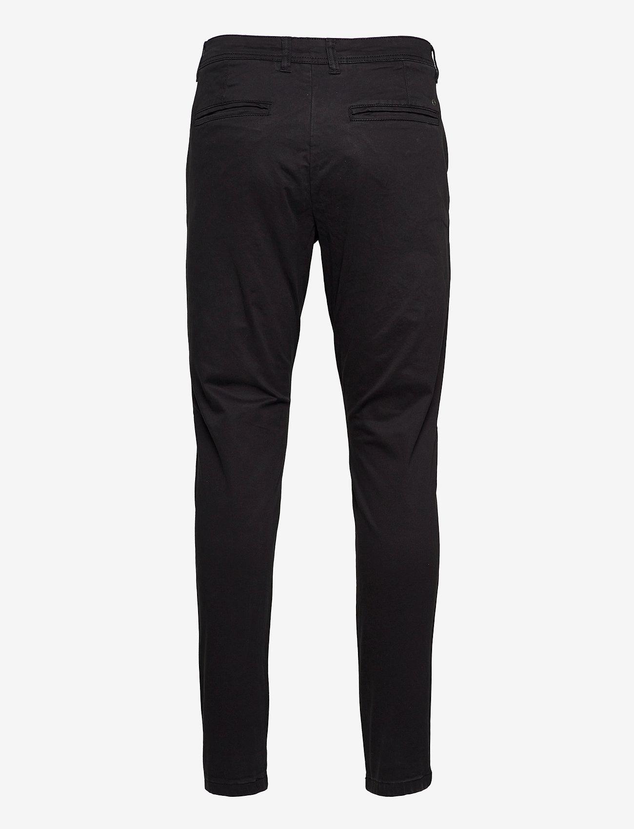 Solid 6208601, Pants - SDJim - Bukser BLACK - Menn Klær