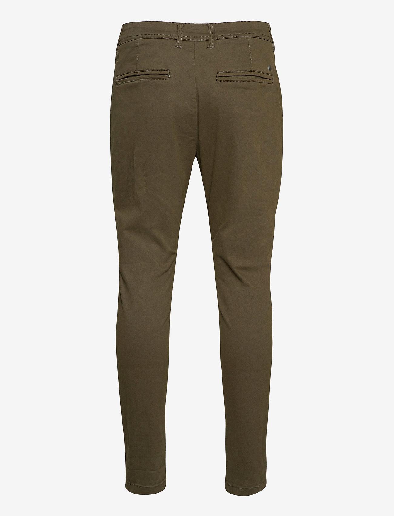 Solid 6208601, Pants - SDJim - Bukser FOREST NIG - Menn Klær