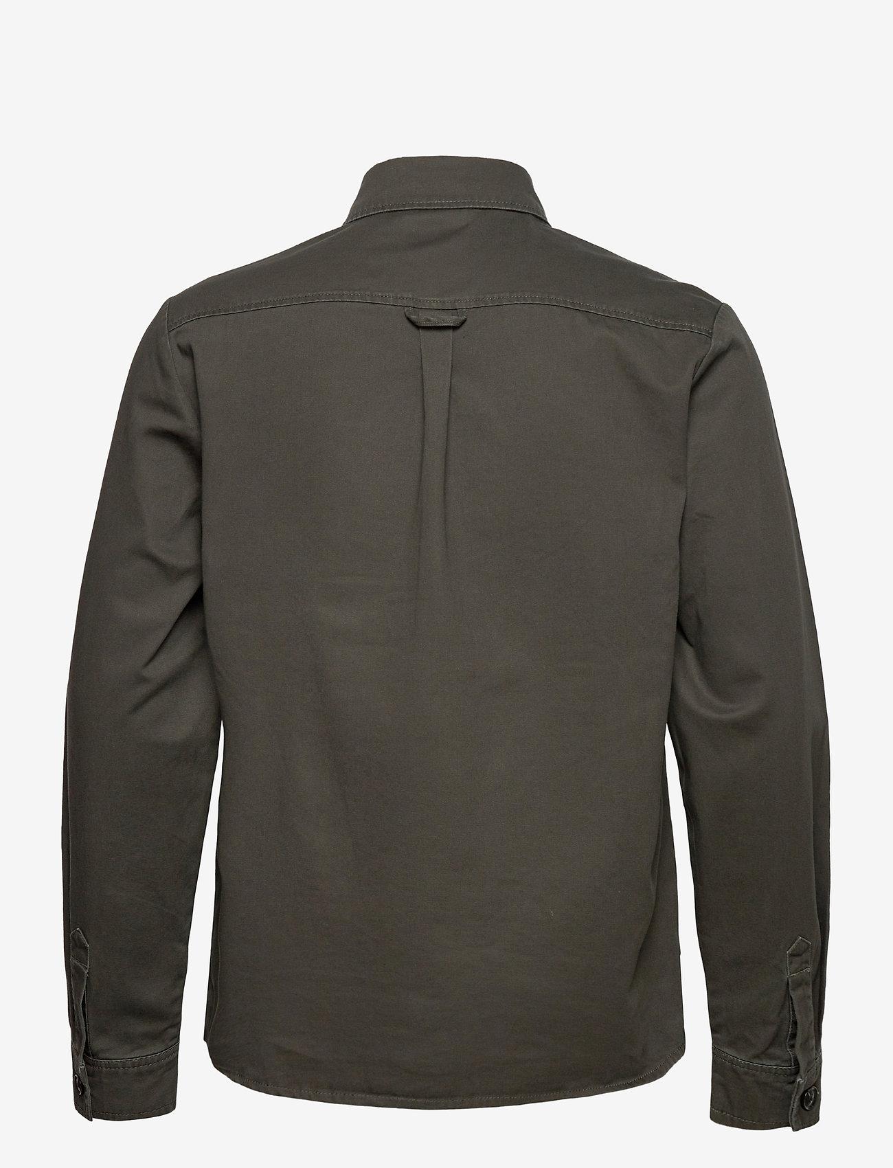 Solid 6209630, Jacket - SDLoke Overshirt - Jakker og frakker FOREST NIG - Menn Klær