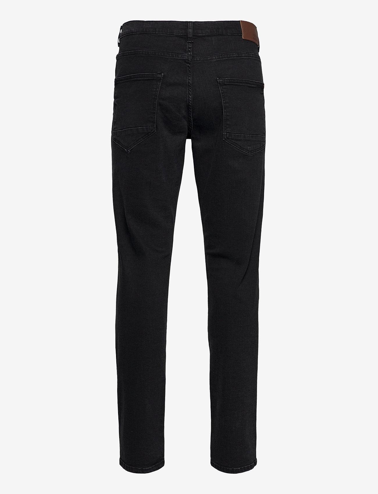 Solid 6206720 SDRyder - Jeans BLACK - Menn Klær
