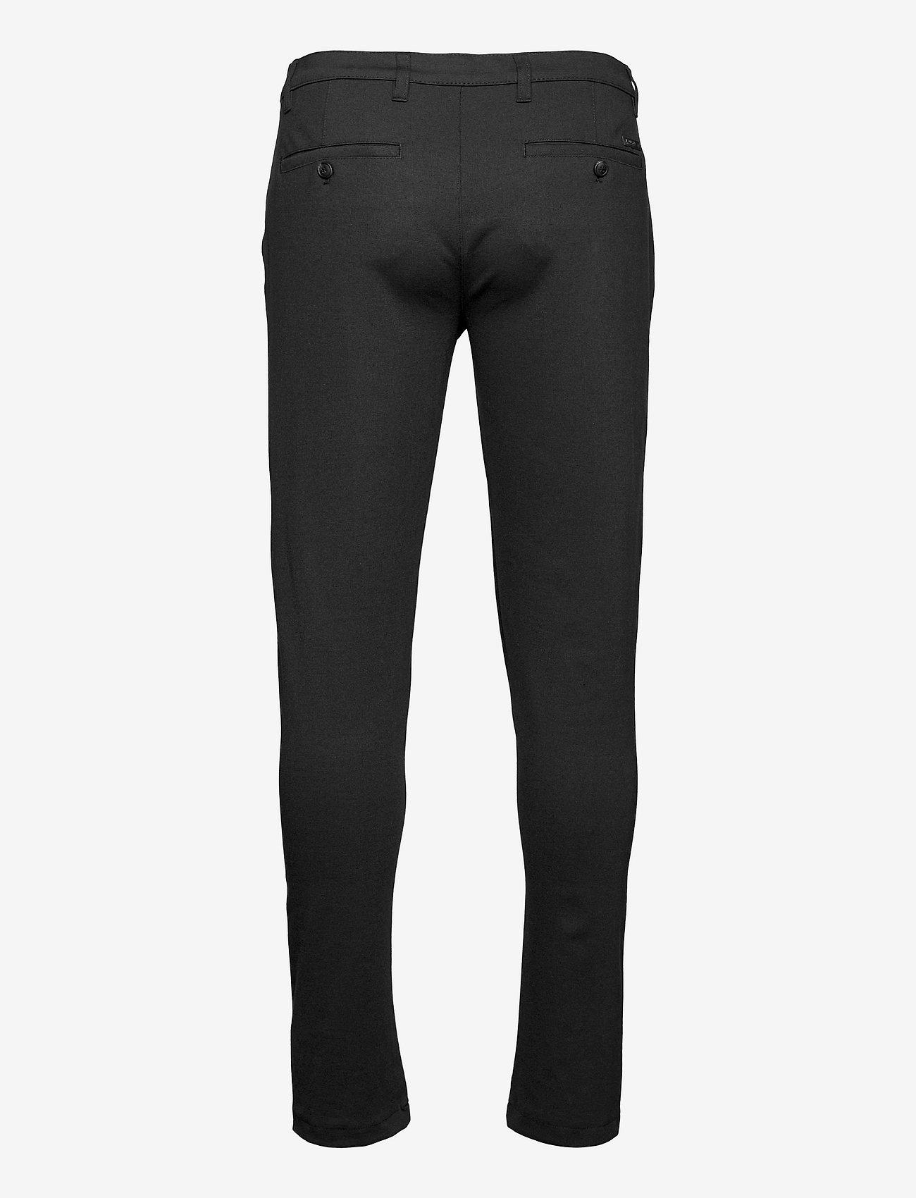 Solid - SDDave Barro Pants - slim fit bukser - black - 1