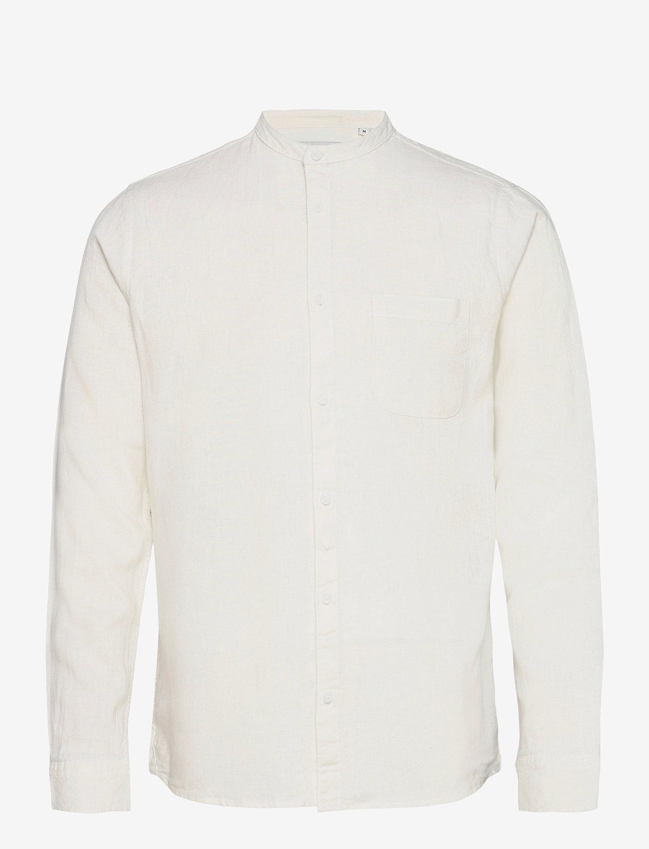 Solid - SDRadnor - koszule w kratkę - white - 0