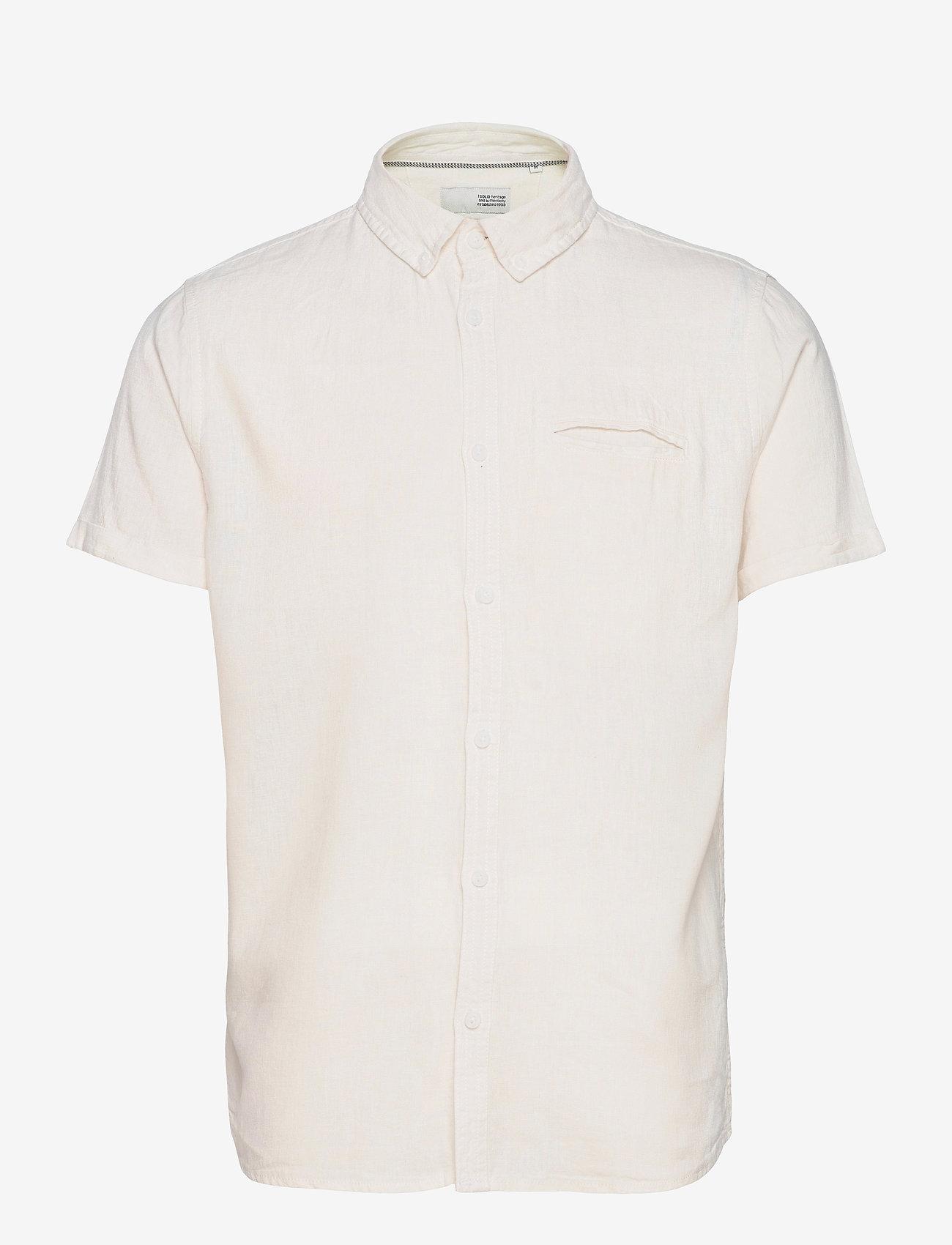 Solid - SDReginald - koszule w kratkę - white - 0