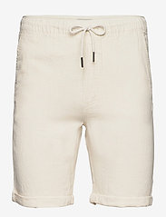 SDTruc Shorts Linen - CLOUD DANCER