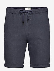 SDTruc Shorts Linen - INSIGNIA BLUE