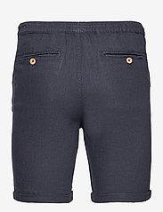 Solid - SDTruc Shorts Linen - krótkie spodenki - insignia blue - 1