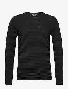 6182740, Knit - SDStruan - basic strik - black
