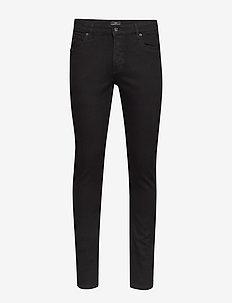 6186620, SKINNY-DEXTER BLACK118 STR - skinny jeans - black dnm