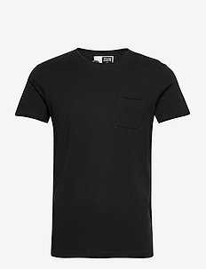 6194762, T-Shirt - Gaylin SS Organi - basic t-shirts - black