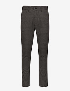 6198734, Slim-Barro - suit trousers - black