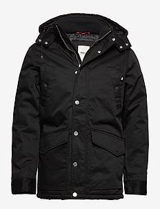 6199615, Jacket - Draco - BLACK