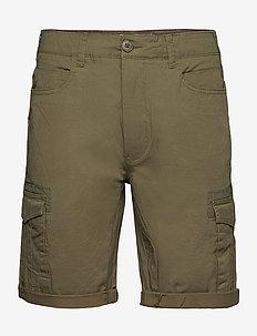 SDPovl Cargo - cargo shorts - ivy green