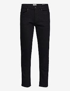 SDRyder Black 100 Jeans - regular jeans - black denim