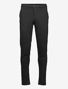 Dave Barro Pants - slim fit housut - black