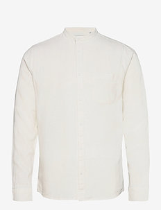 SDRadnor - koszule w kratkę - white