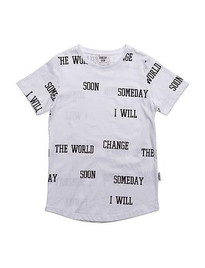 Orbit T-shirt - WHITE