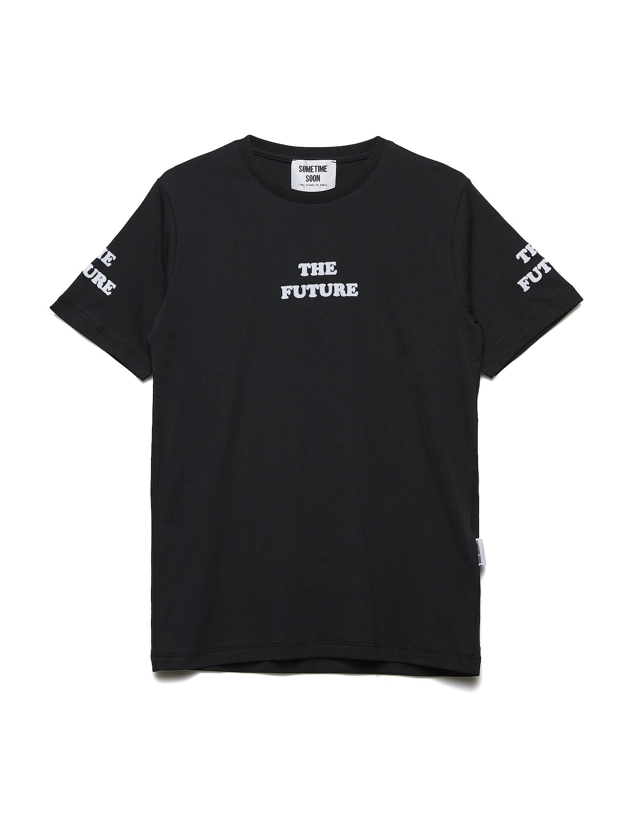 Sometime Soon Future - BLACK