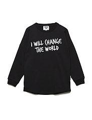 Change - BLACK