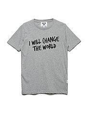 Change - GREY MELANGE