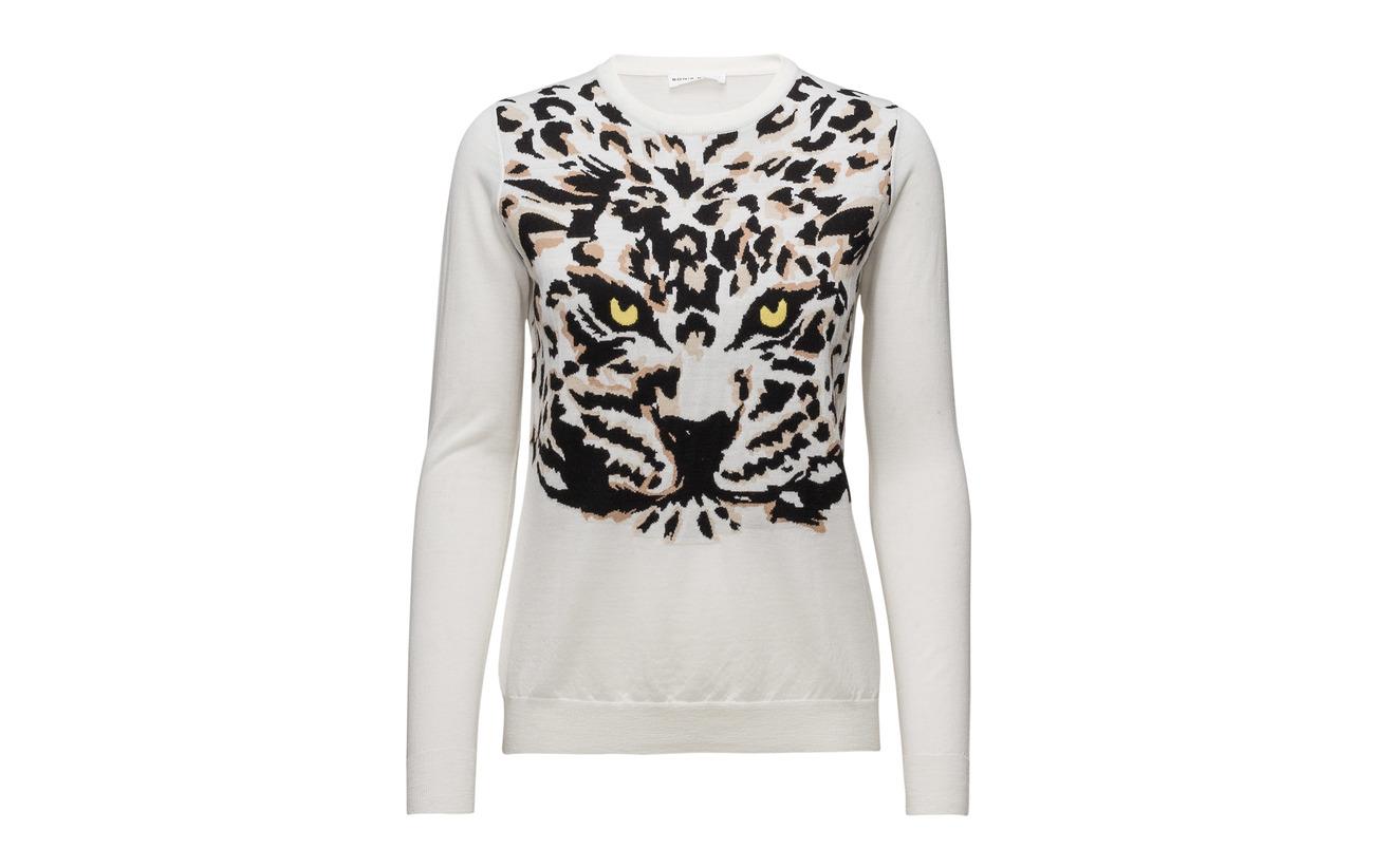 Blanc Rykiel Sonia Multicolore Pull 100 Etroit Laine q4OtUw0v