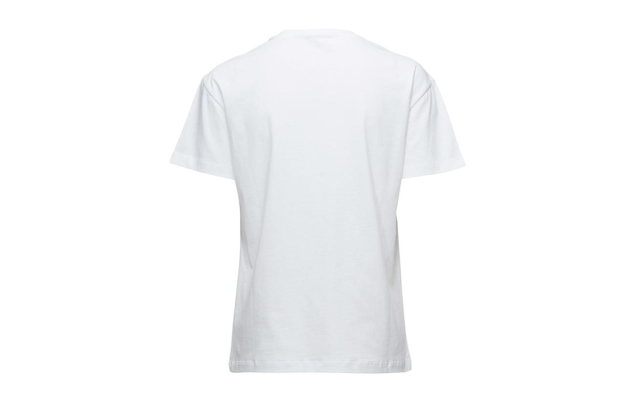 Blanc T Mc Sonia Coton Rykiel shirt 100 xfgqISq