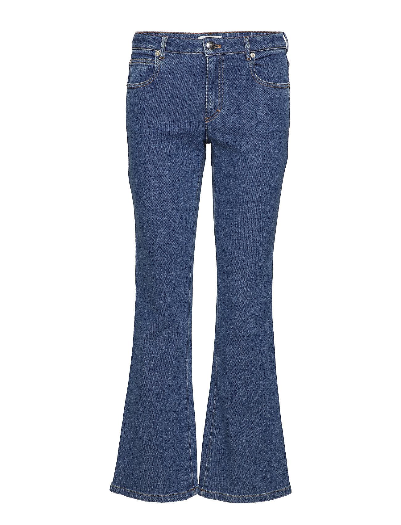 Image of Saint-Germain Jeans Med Svaj Blå Sonia Rykiel (3075831579)