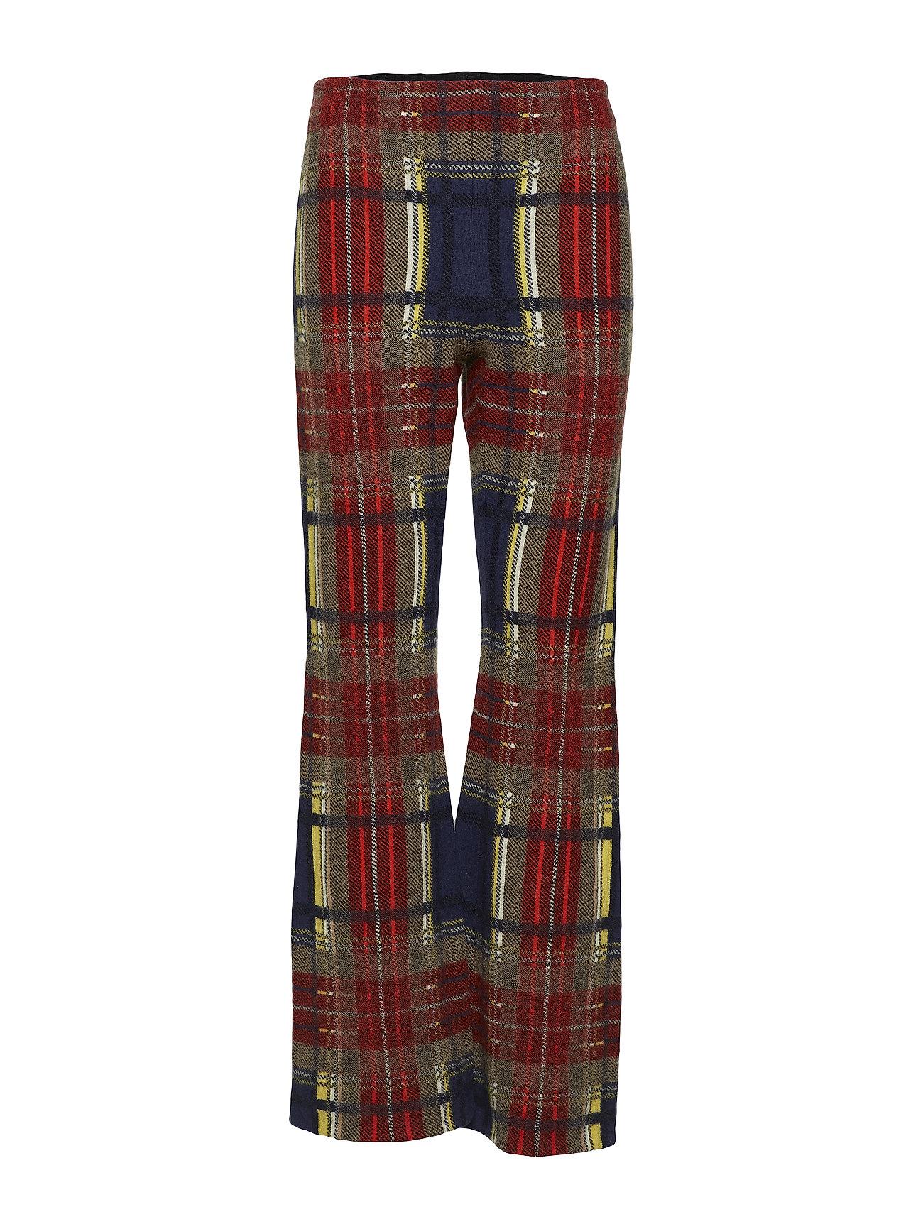 Image of Pantalon Bukser Med Svaj Multi/mønstret SONIA RYKIEL (3067542711)