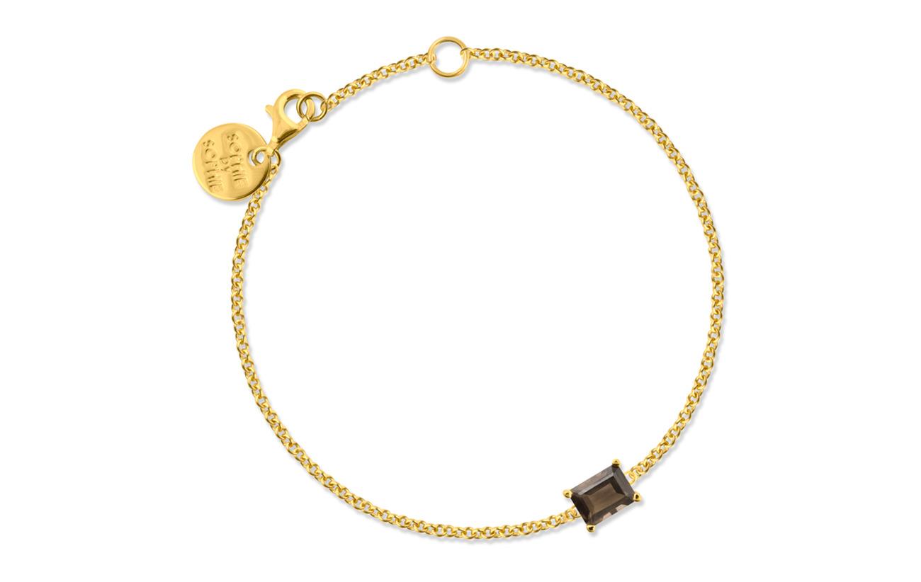 SOPHIE by SOPHIE Emerald-cut bracelet - GOLD