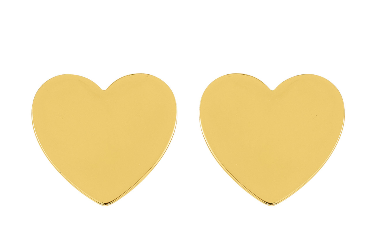 SOPHIE by SOPHIE Heart mini studs - GOLD