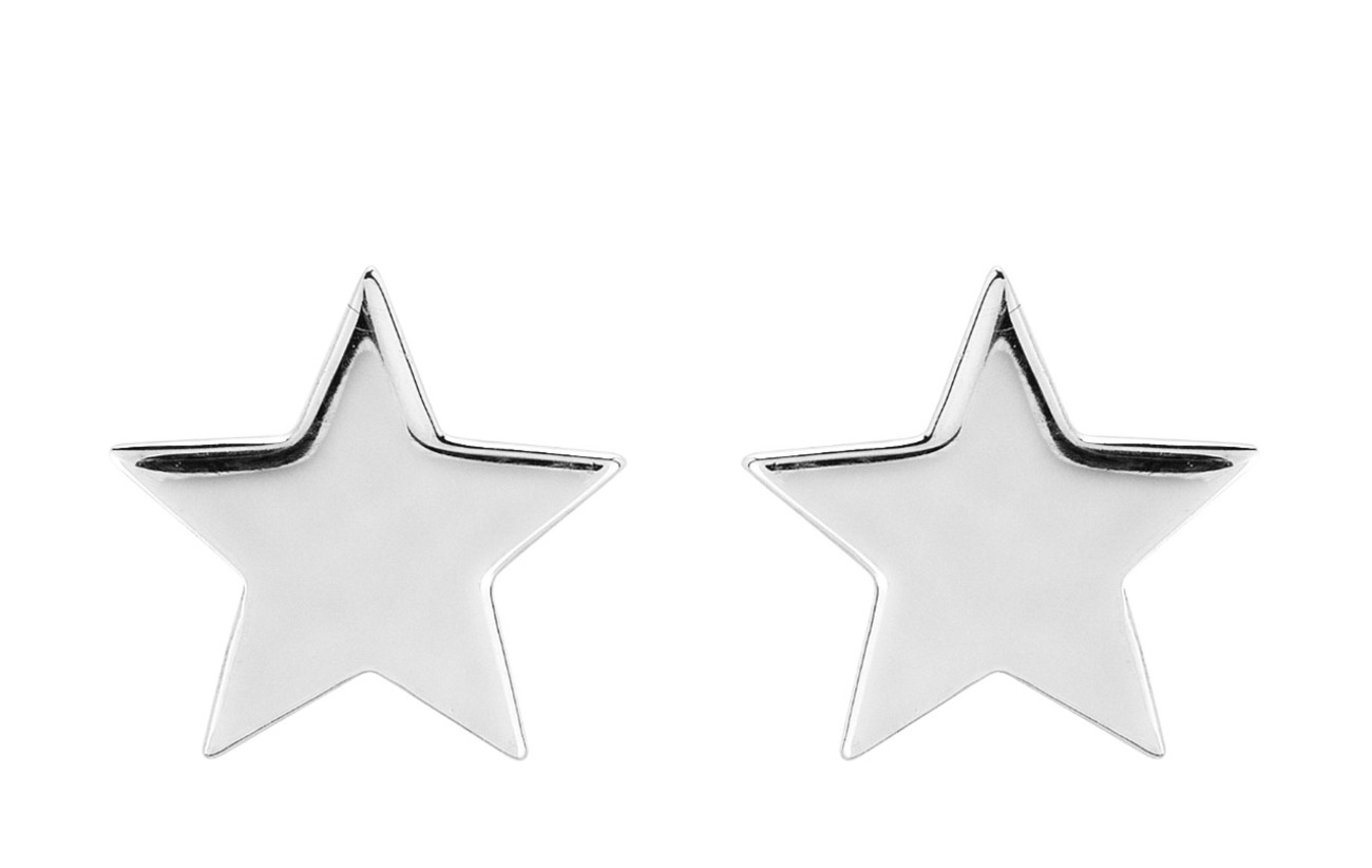 SOPHIE by SOPHIE Star mini studs - SILVER
