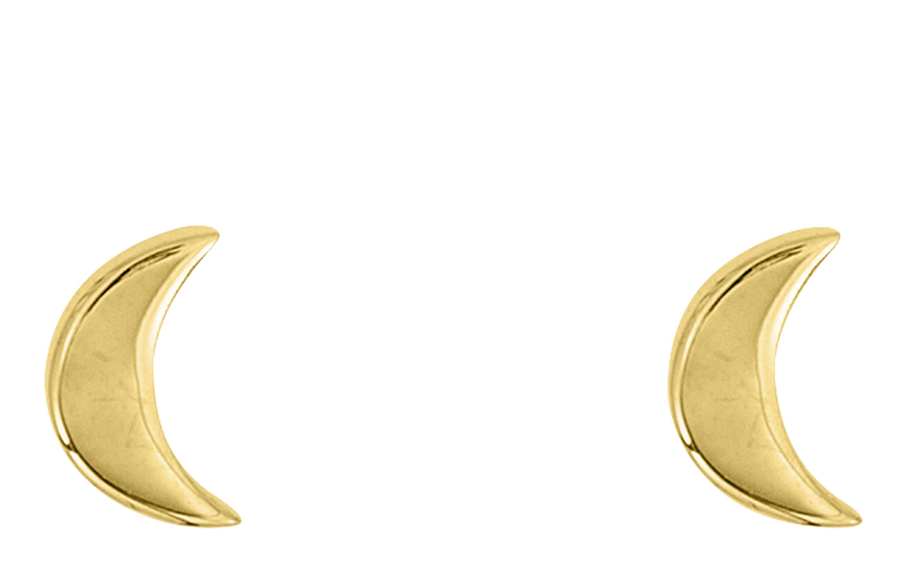 SOPHIE by SOPHIE Moon studs - GOLD
