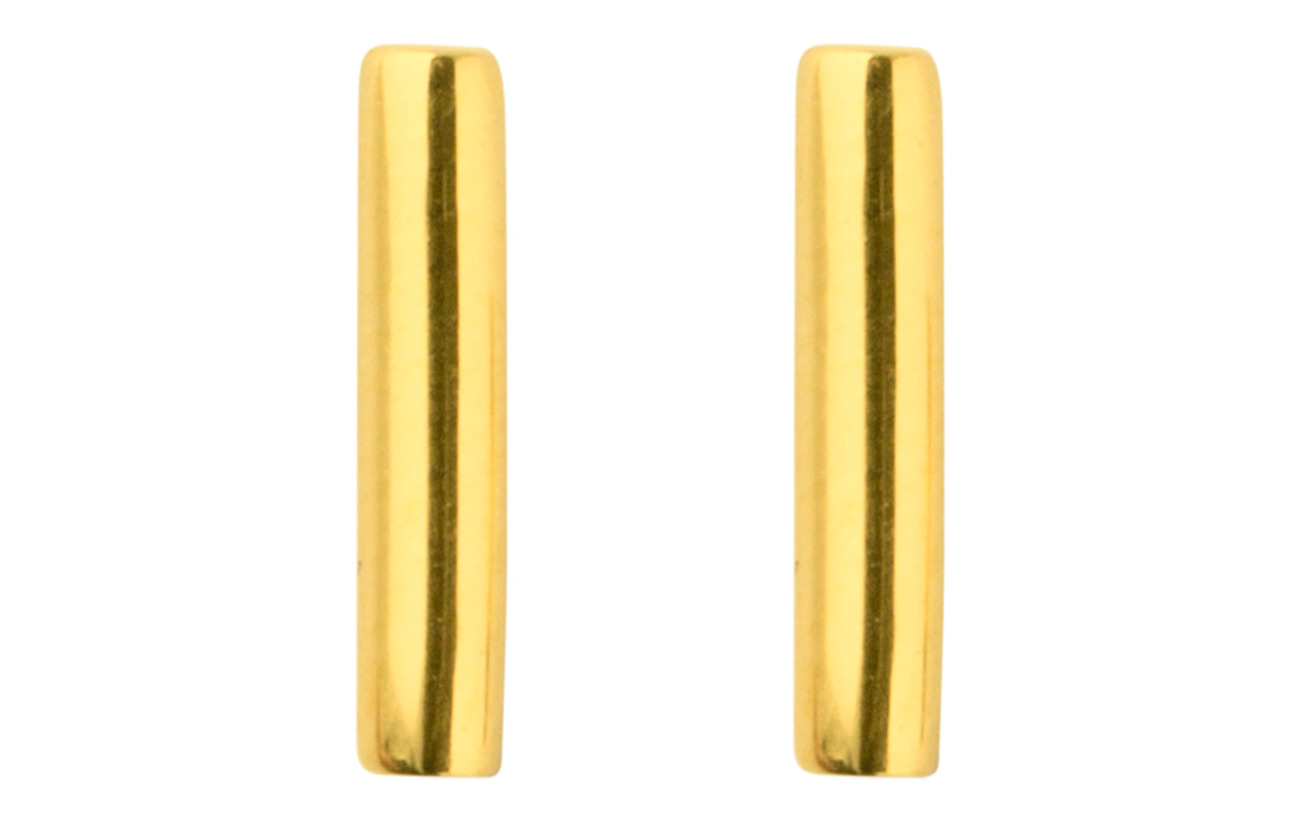 SOPHIE by SOPHIE Bar studs - GOLD