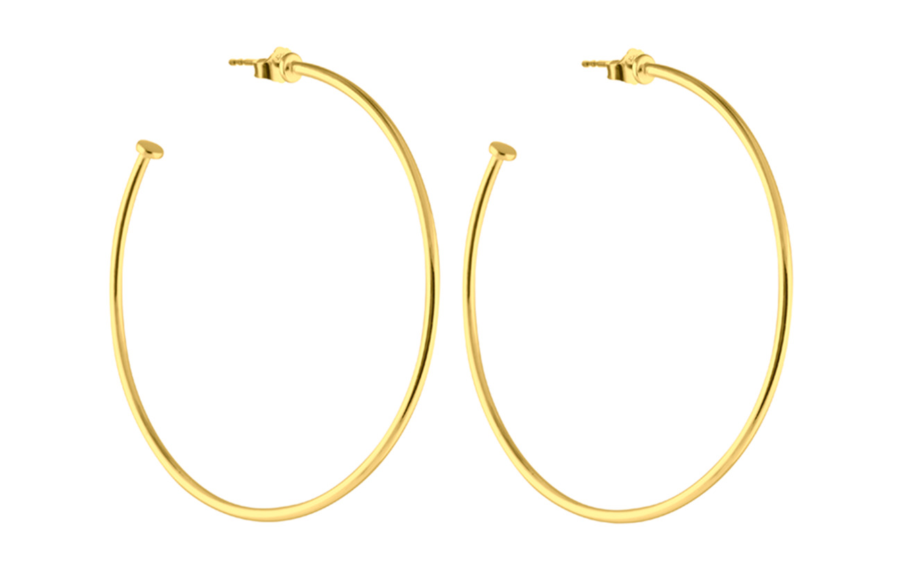 SOPHIE by SOPHIE Hoops platesize large - GOLD