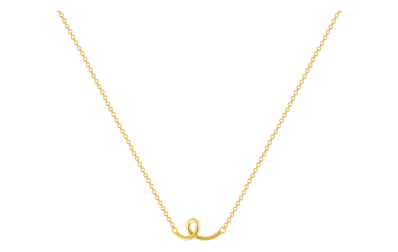 SOPHIE by SOPHIE Loopy necklace - GOLD