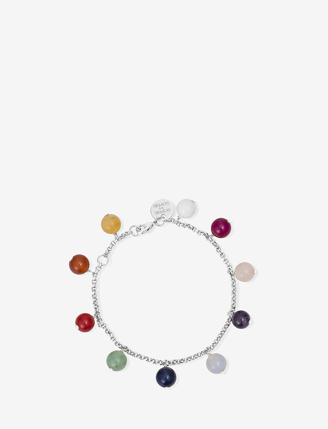 SOPHIE by SOPHIE - Childhood Bracelet - dainty - silver - 0