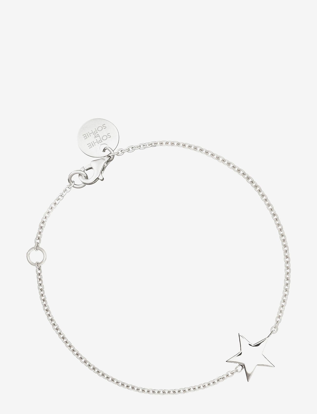 SOPHIE by SOPHIE - Star bracelet - stilīgs - silver - 0
