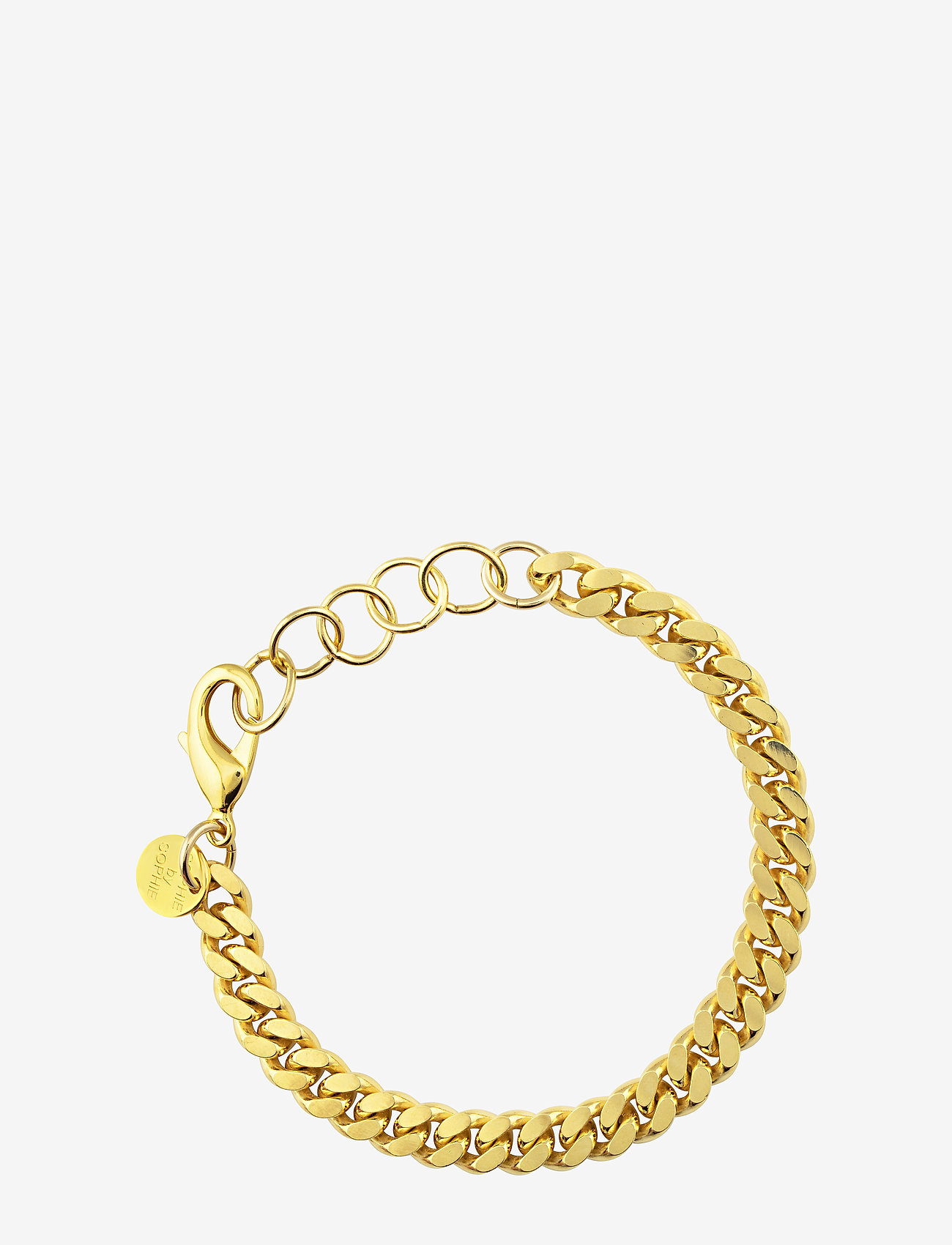 SOPHIE by SOPHIE - Pansar thin bracelet - dainty - gold - 0