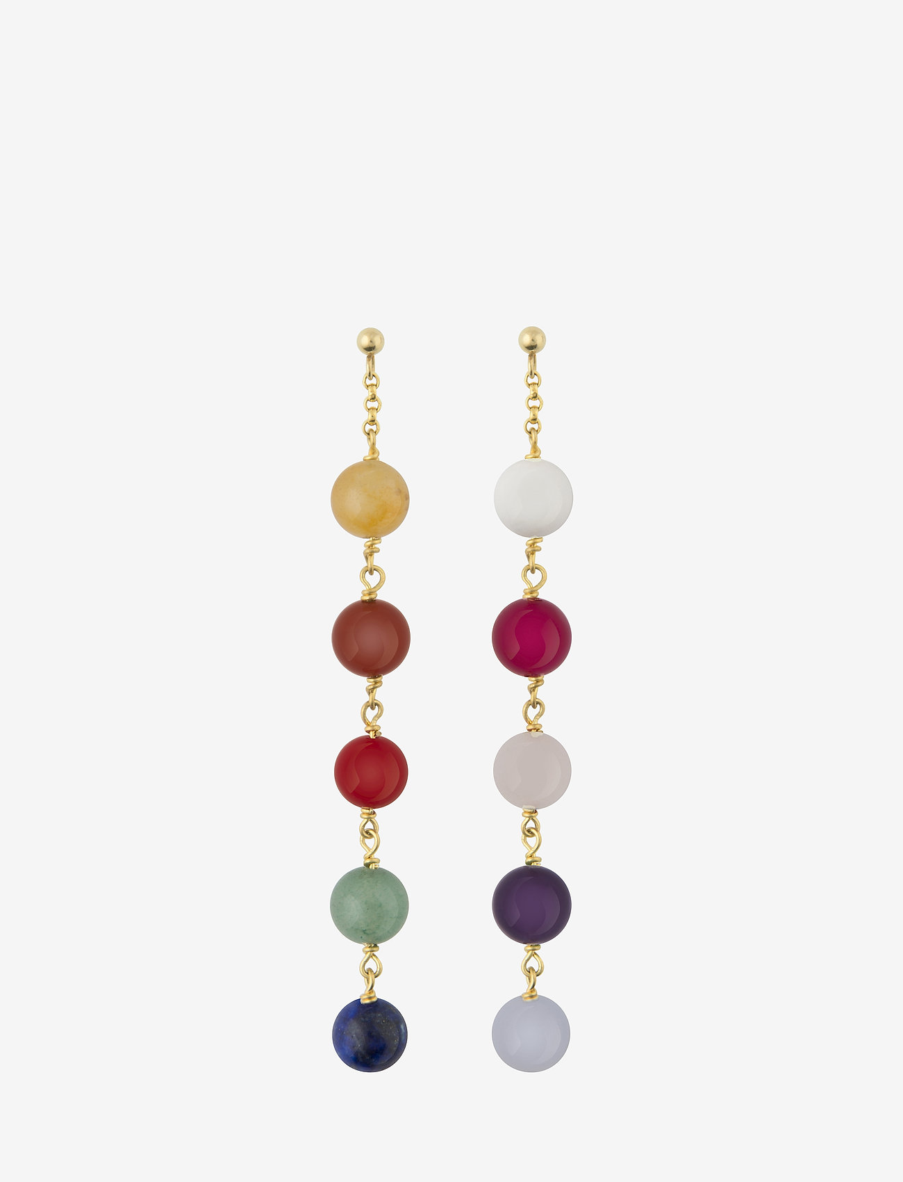 SOPHIE by SOPHIE - Childhood earrings - statement earrings - gold - 1