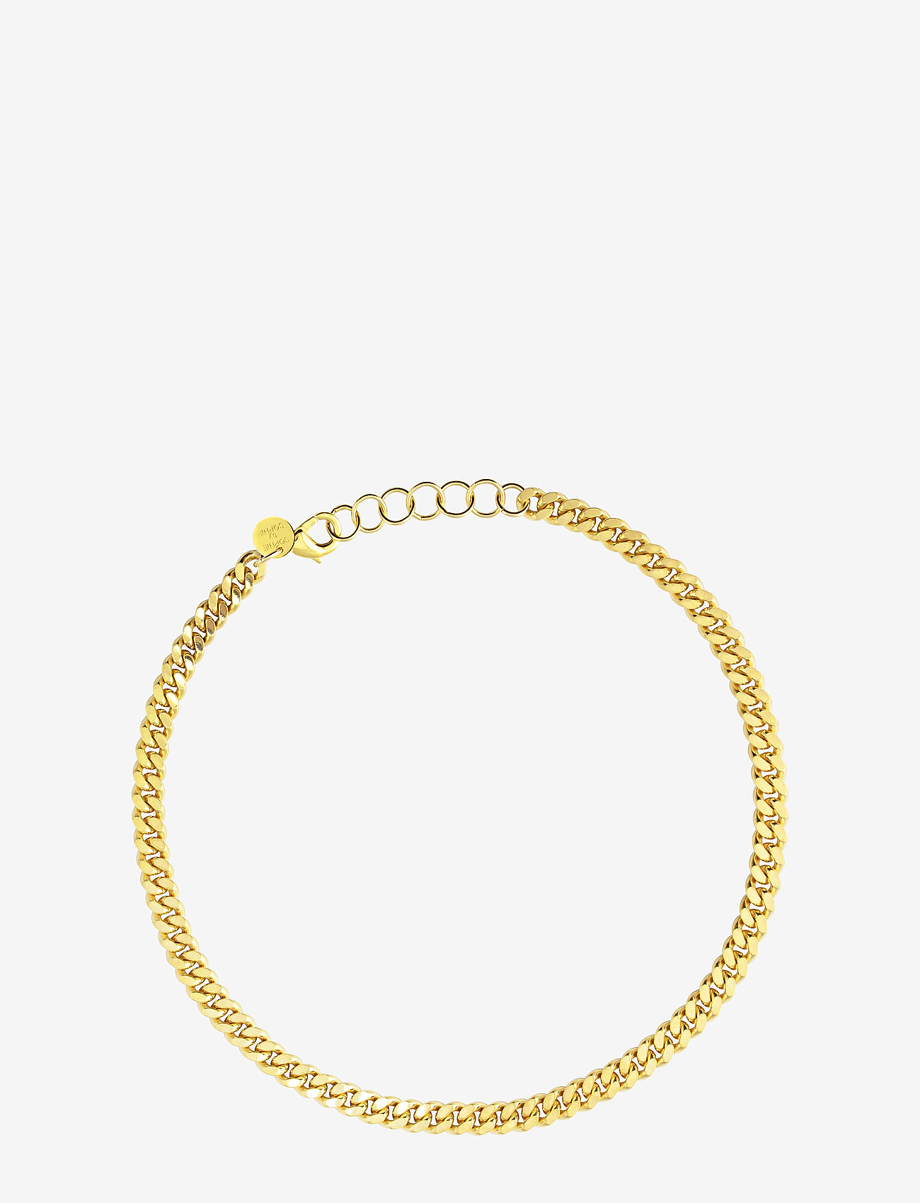 SOPHIE by SOPHIE - Pansar thin necklace - dainty - gold - 0