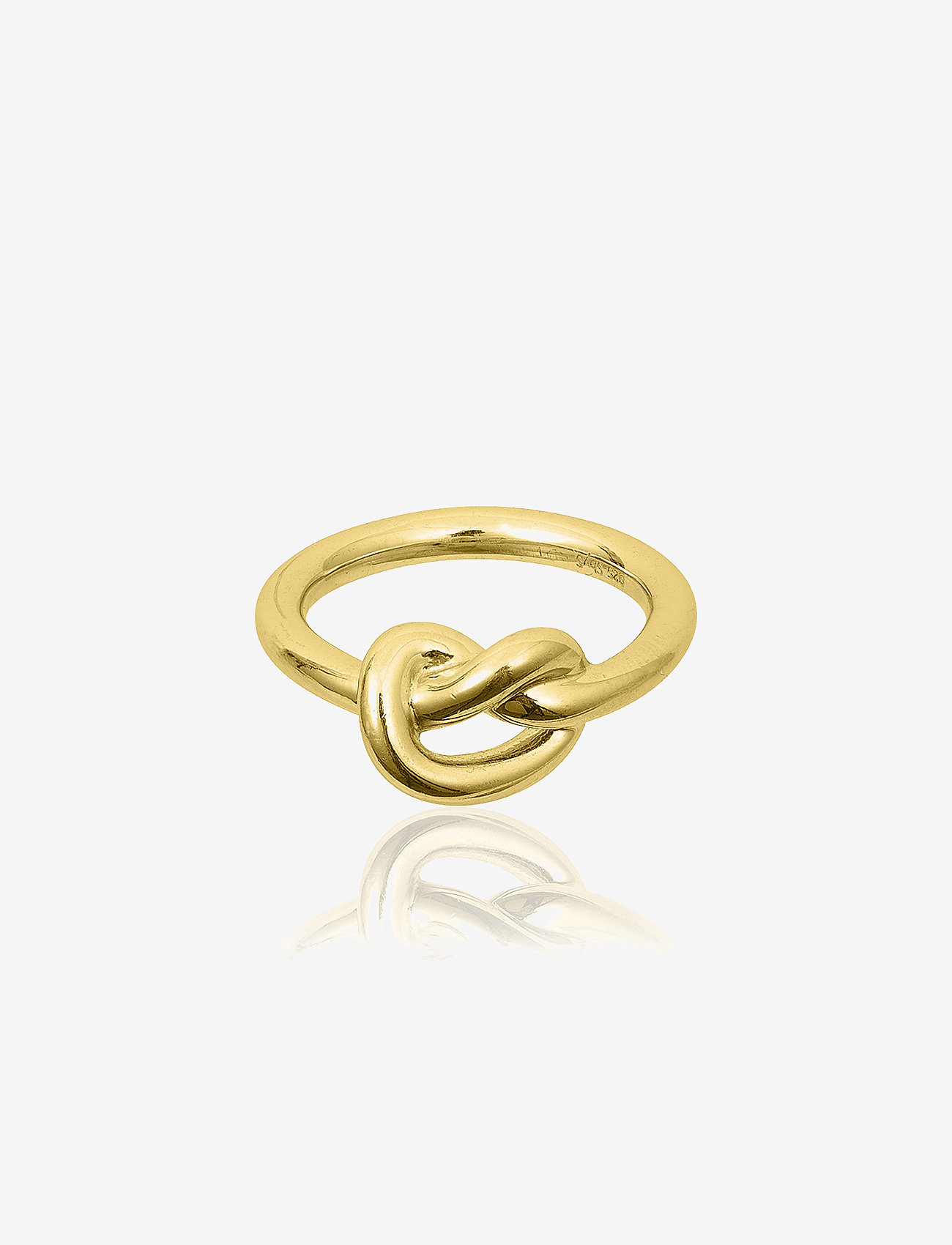 SOPHIE by SOPHIE - Knot ring - ringar - gold - 0