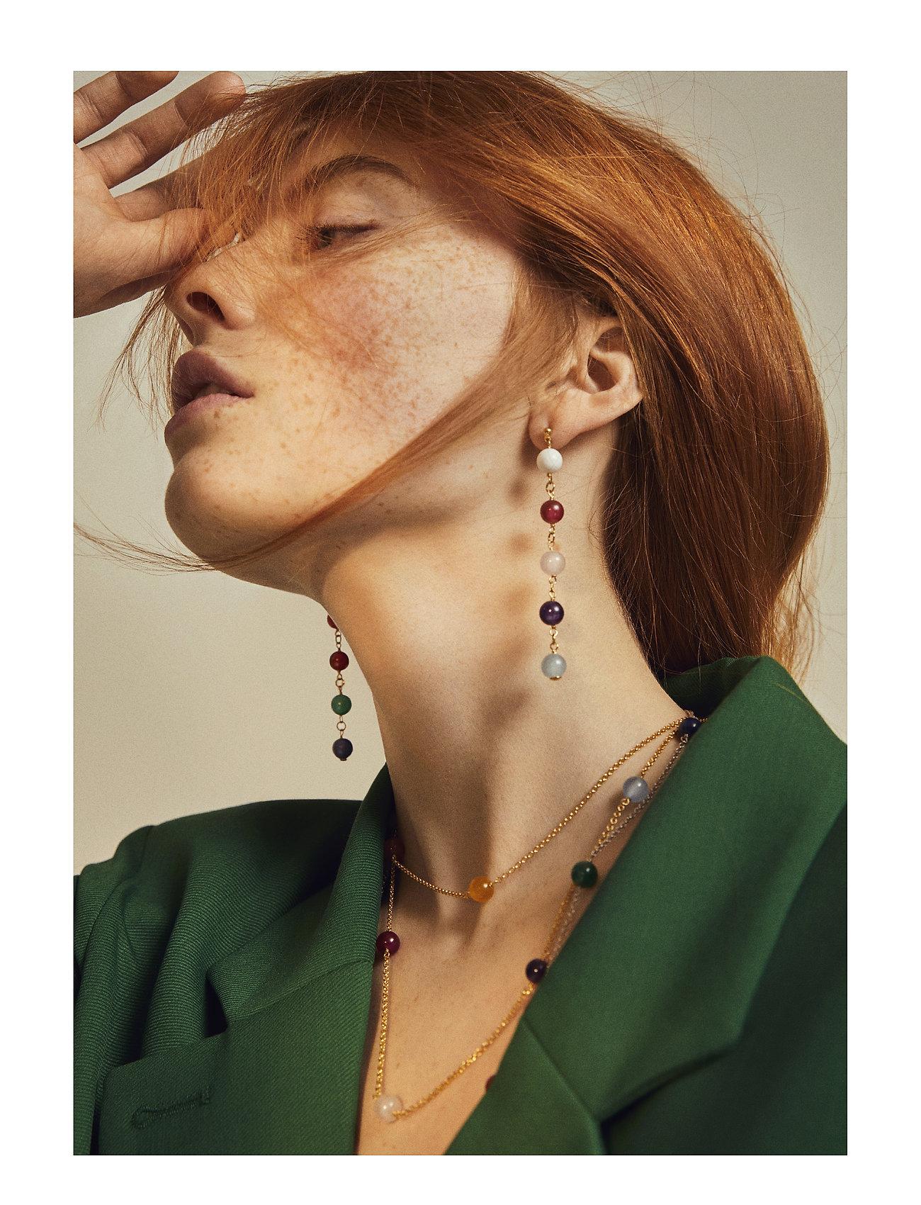 SOPHIE by SOPHIE - Childhood earrings - statement earrings - gold - 0
