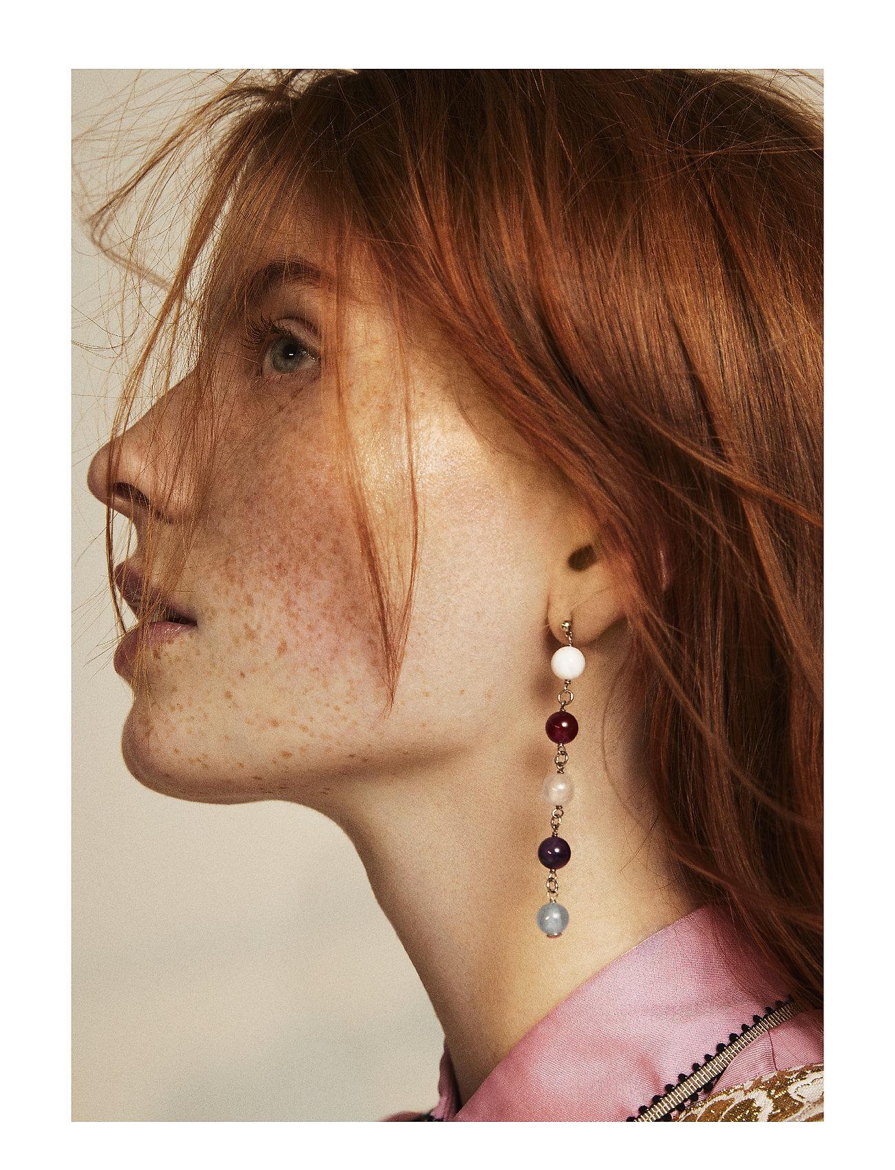 SOPHIE by SOPHIE - Childhood earrings - statement-øreringe - silver - 0