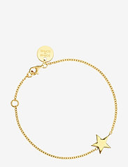 SOPHIE by SOPHIE - Star bracelet - stilīgs - gold - 0