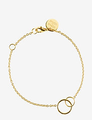 SOPHIE by SOPHIE - Circle bracelet - dainty - gold - 0