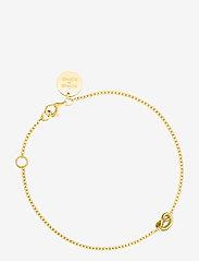 SOPHIE by SOPHIE - Knot bracelet - stilīgs - gold - 0